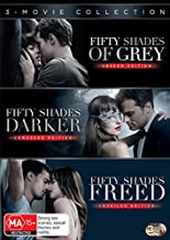 Fifty Shades Of Grey / Fifty Shades Darker / Fifty Shades Freed: Triple Pack