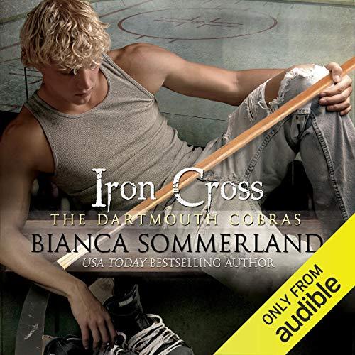 Iron Cross audiobook cover art
