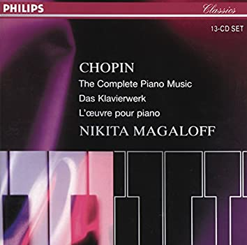 Chopin: The Complete Piano Music