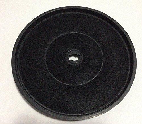 RICEL SUD.IT TECNOLAM BARALDI Filter mit Aktivkohle für Dunstabzugshaube Küche Anschluss Bajonett Ø 220 H 28 mm ** F 35 **