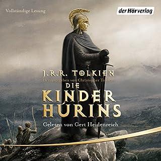 Die Kinder Húrins                   Autor:                                                                                                                                 J.R.R. Tolkien                               Sprecher:                                                                                                                                 Gert Heidenreich                      Spieldauer: 8 Std. und 3 Min.     946 Bewertungen     Gesamt 4,4