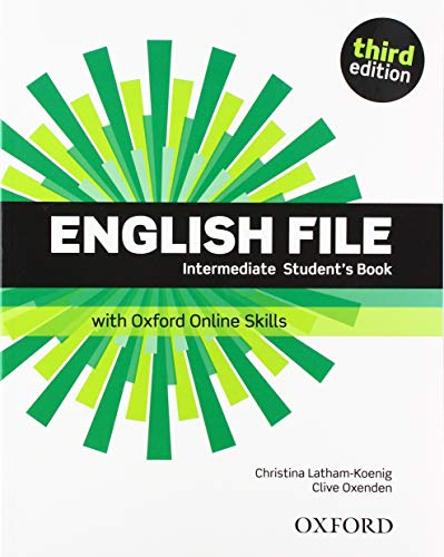 English File Interm Student Book W Oosp Pk - 03Edition