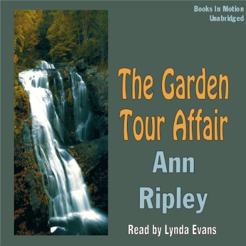 The Garden Tour Affair audiobook cover art