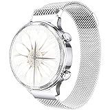 ieverda Smartwatch Mujer, Reloj Inteligente Deportivo 1.1 Pulgadas Táctil Completa IP67, Monitor de...
