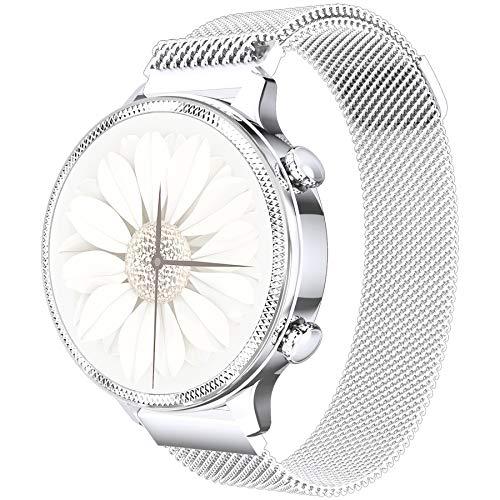 Phipuds -   Smartwatch Damen,