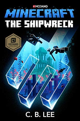 Minecraft The Shipwreck An Official Minecraft Novel product image