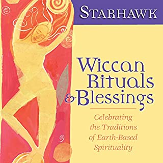 Wiccan Rituals and Blessings audiobook cover art