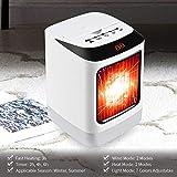 Immagine 2 pedkit termoventilatore elettrico basso consumo