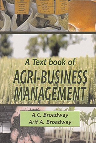 A Text Book of Agri Business management