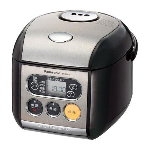 Panasonic Electronic rice cookers SR-MZ051-K Black (Japan Import)
