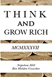 Think and Grow Rich - Ben Holden-Crowther - 09/09/2016