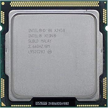 INTEL SLBLD Xeon QC 2.66Ghz 8MB 2.5GTs X3450 JW  Renewed