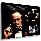 Boikal / Leinwand Bild The Godfather - Film - der Pate