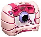 Fisher-Price M8072 - Fotocamera digitale impermeabile, colore. Rosa