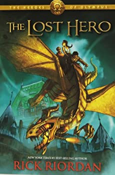 Paperback The Heroes of Olympus, Book One the Lost Hero (Heroes of Olympus, the, Book One) Book