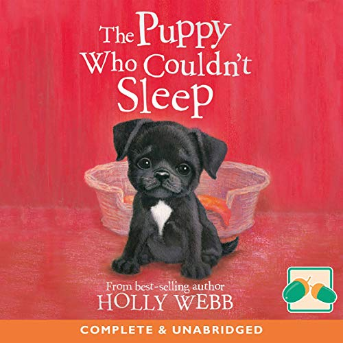 The Puppy Who Couldn't Sleep cover art