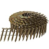 1-1/4 Inch Pneumatic Roofing Nails | 7,200 Count | Metabo HPT 12111HPT