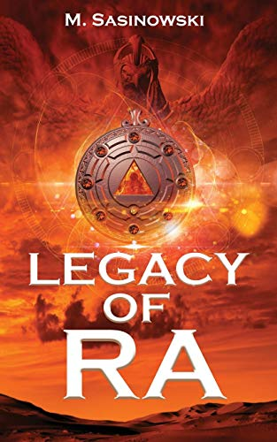 Legacy of Ra: Blood of Ra Book Three