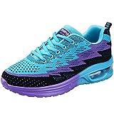 JARLIF Women's Lightweight Jogging Training Running Shoes Athletic Walking...