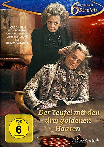 Sech auf einen Streich - Der Teufel mit den drei goldenen Haaren