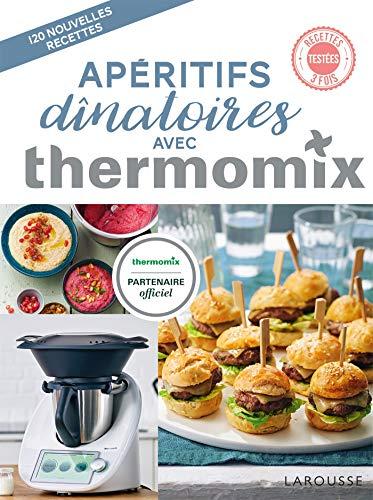 classement un comparer Thermomix et apéritif pour le dîner