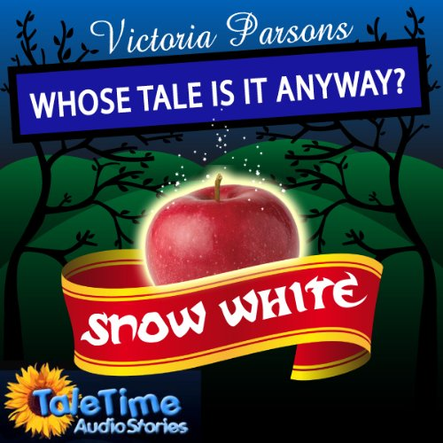 Whose Tale Is It Anyway? audiobook cover art