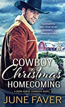 Cowboy Christmas Homecoming (Dark Horse Cowboys Book 4)