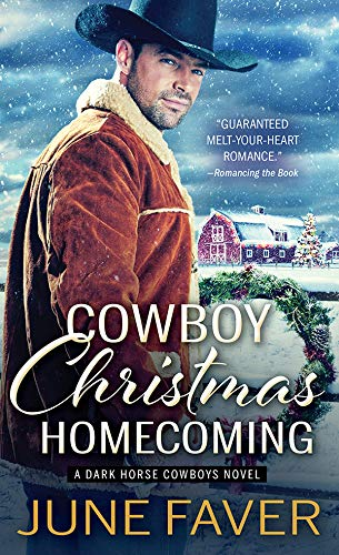 Cowboy Christmas Homecoming (Dark Horse Cowboys Book 4)