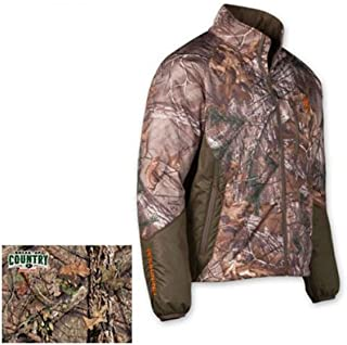 Browning 3045872803 Hell's Canyon Primaloft Jacket, Mossy Oak Break-Up Country, Large