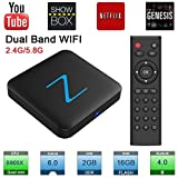 Zenopllige Z11 PRO Android TV BOX 2.4G/5G Wifi 2G/16G 4K HD Android 6.0...