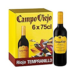 Award winning premium Spanish red wine produced in the Rioja region of Spain Silver winner at the New York International Wine Competition 2020 A vibrant, soft and fresh Tempranillo red wine Case packaging may vary