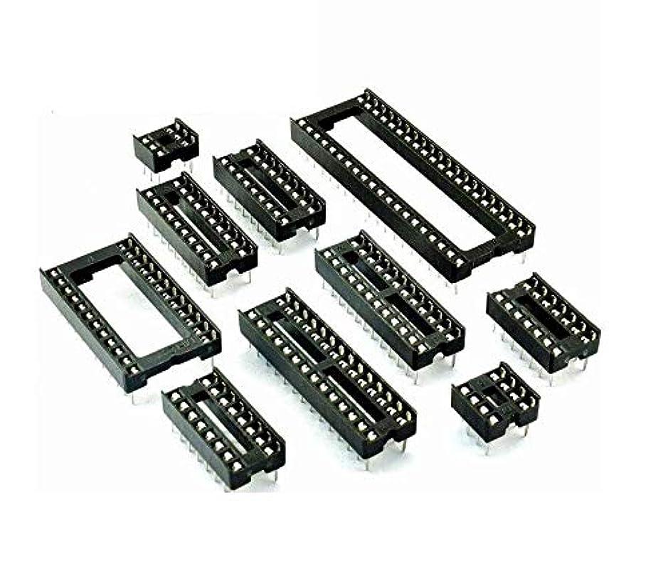 トラブル更新陸軍WillBest Monolithic frame IC flat feet line 6P IC integrated seat 6P 80PCS