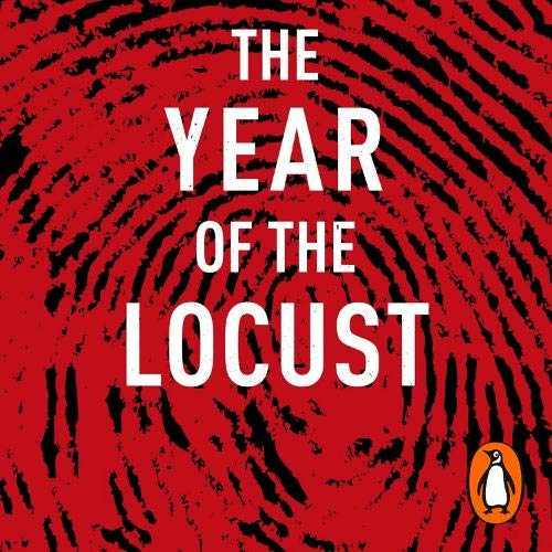 The Year of the Locust cover art