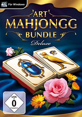 Art Mahjongg Bundle Deluxe (PC)
