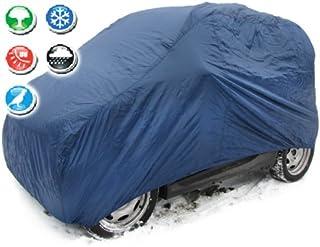 EMMEA Telo COPRIAUTO Anti Strappo Impermeabile Copri Auto Compatibile con Smart FORFOUR 04  06 Cover Taglia TG M