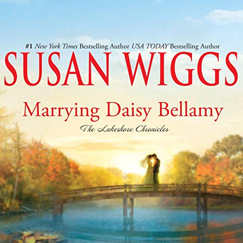 Marrying Daisy Bellamy audiobook cover art