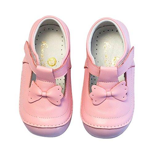 Rose & Chocolat Calcetines, Pink (Pink Ss 027), 12-18 meses para Bebés