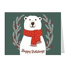 Image of Smiling Polar Bear. Brand catalog list of Canopy Street.