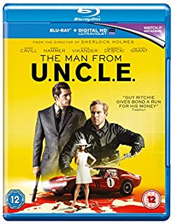 The Man From UNCLE [Blu-ray] [2015] (B013RVTNIS) | Amazon price tracker / tracking, Amazon price history charts, Amazon price watches, Amazon price drop alerts