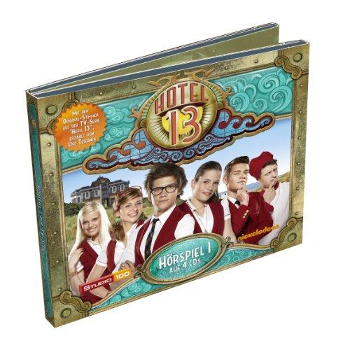 Hotel 13-Hörspiel CD Band 1