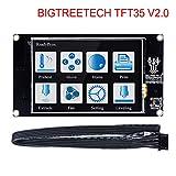 PoPprint BIGTREETECH TFT35 V2.0 Smart Controller Wifi Display TFT3.5 Zoll Touchscreen 3D Drucker Teile Für SKR V1.3 PRO MINI E3 Steuerplatine