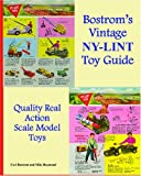 By Carl Bostrom Bostrom's Vintage Nylint Toy Guide: A Guide For Vintage Nylint Toy Collectors [Paperback]