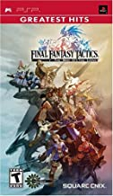 Final Fantasy Tactics: The War of the Lions – Sony PSP