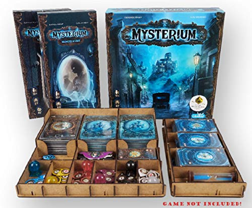 Docsmagic.de Organizer Insert for Mysterium Box -