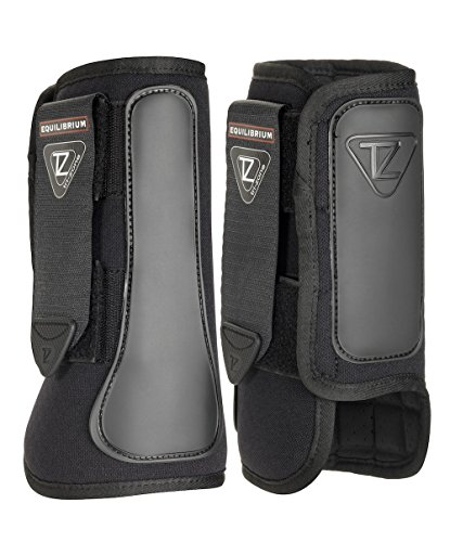 Equilibrium Tri-Zone Impact Sportschoenen - Zwart