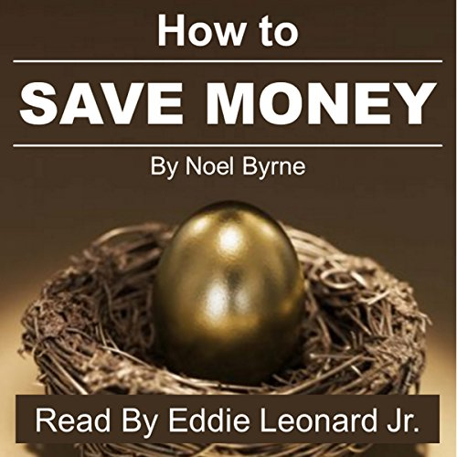 How to Save Money cover art