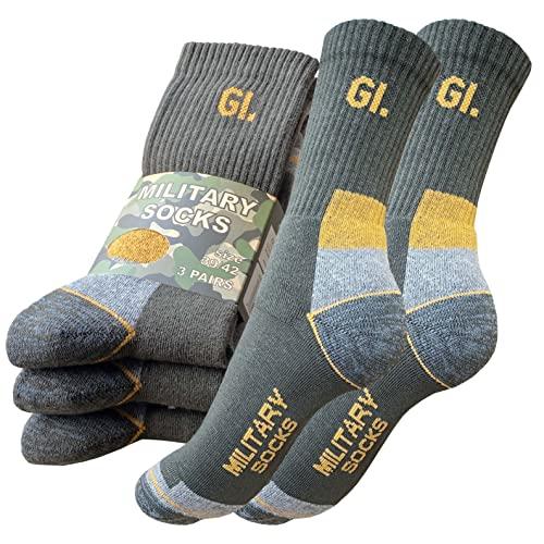Sockswear Herren Military Army Arbeitssocken