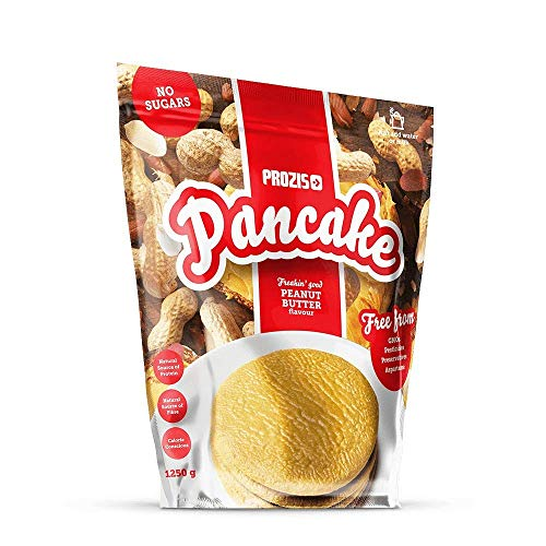 Prozis Pancake 1250 g, Burro di Arachidi