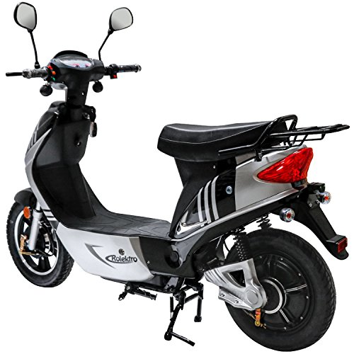 Elektro-Motorroller Rolektro eco-City 20 V2 Bild 4*