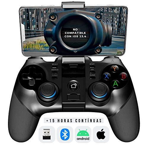 BINDEN Control Inalámbrico PG-9156 Compatible para Smartphone iOS/Android, Tablet, Emulador, PC Windows,…